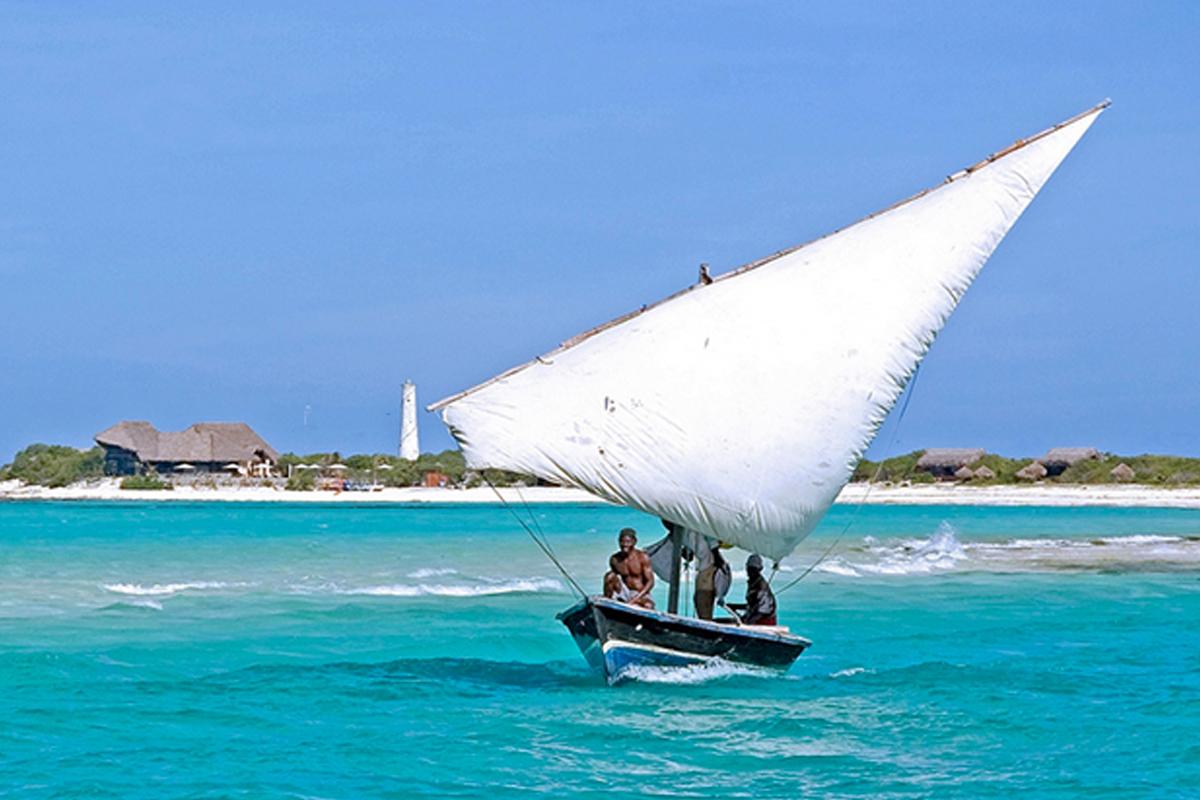 Extension sur l'Archipel de Bazaruto au Mozambique