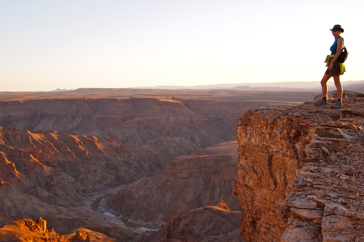 Extension Fish River Canyon